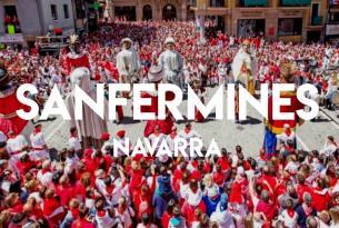 San Fermín, una fiesta para todos en Pamplona