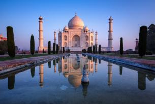 Viaje singles a la India (Triángulo dorado)