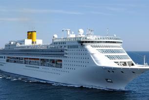 El crucero ochentero especial singles (Italia, Francia y Palma de Mallorca)