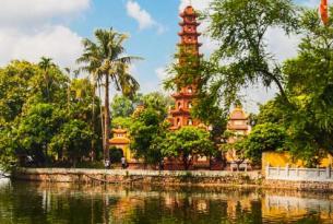 Combinado Vietnam - Camboya especial singles (13 días)