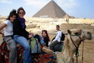 Circuito Egipto con Crucero (exclusivo singles)