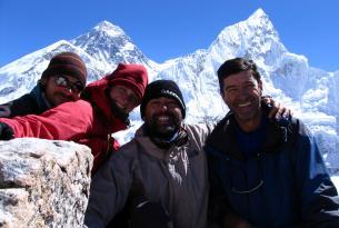 Trekking al campo base del Everest: la leyenda del Himalaya