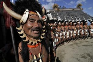 El gran tour del estado de Arunachal Pradesh (India): hogar del pueblo Adi