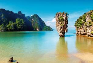 Tailandia espectacular con coche y guías locales en español