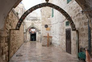 Tierra Santa en 5 días: Jerusalén, Belén, Mar Muerto y alrededores