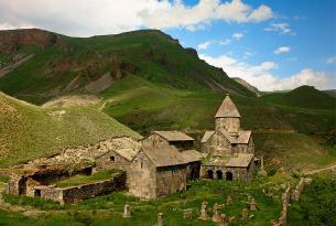 Encantos de Armenia y Nagorno Karabagh