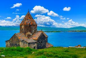 Tesoros de Armenia en grupo reducido (salida garantizada)