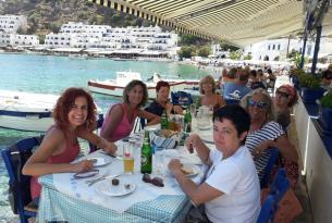 Lo mejor de Creta en 8 días y en buena compañía