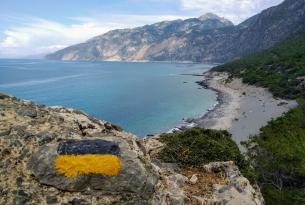 Senderismo en Creta: 8 días entre cumbres y mares