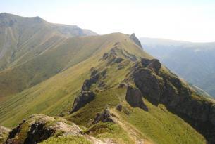 Montañismo auténtico por la Ruta de la Amistad (Bulgaria)