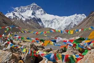 La Ruta de la Amistad: Lhasa - Katmandú