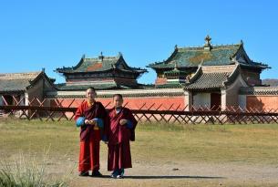 Mongolia y el  tren Transmongoliano hacia Beijing