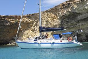 Vacaciones diferentes. Descubre Malta en un velero.