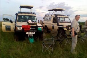 Fin de Año rodeado de gorilas en Uganda