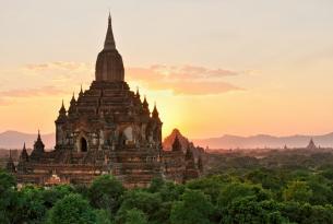 Grandes clásicos de Myanmar (Salidas regulares)