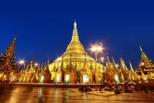 Belleza de la naturaleza y tribus de Myanmar/Birmania