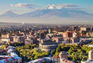 Joyas del Cáucaso: Armenia y Georgia en privado
