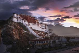 Nepal, Tíbet y Bután: las montañas de Buda