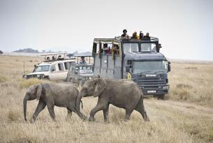 Viaje de lujo al sueño de África en 17 días