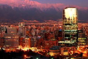 Viaje a las perlas de Chile: Santiago y Viña del Mar