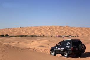 Aventura en Túnez Semana Santa (Conduciendo 4x4 propio o acompañante en coche de organización)