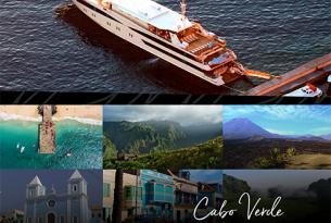 El Archipiélago de Cabo Verde en Crucero Boutique