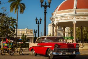 Cultura, arte y playas de Cuba en un mega yate