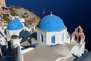Crucero boutique por las Islas Griegas