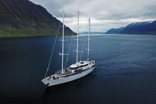 Crucero boutique por Islandia en velero