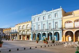 Cultura, arte y playas de Cuba en crucero boutique (versión velero Panorama)