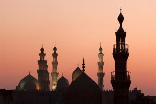 Dioses, Reyes y Faraones: crucero boutique por Egipto, Israel y Jordania