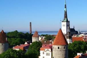 Circuito báltico en autocaravana por Estonia, Letonia y Lituania