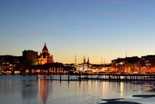 Enamórate de los mil lagos finlandeses y viaja en autocaravana