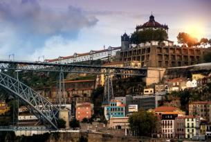 Escapada por el Duero Encantado: Oporto, Pinhão, ...