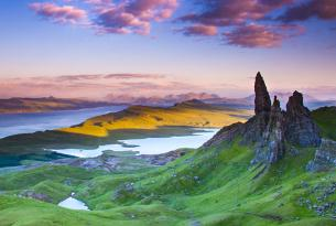 Escocia: circuito de 3 días a Skye y las Tierras Altas en verano