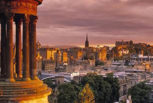 Fin de semana en Edimburgo