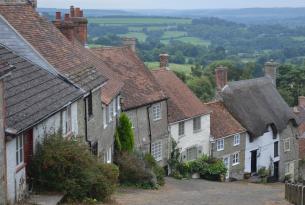 Circuito por el Suroeste de Inglaterra: los condados de Dorset, Devon y Somerset
