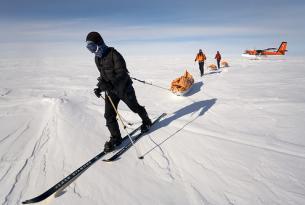 Antártida: Expedición al Polo Sur Geográfico