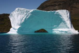Groenlandia: Icebergs y Frentes Glaciares
