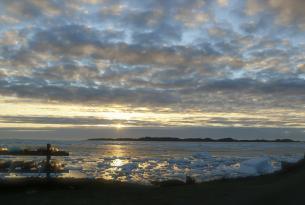 Groenlandia en Kayak y Trekking por el glaciar