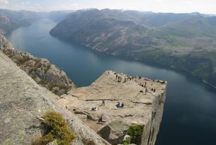 Noruega. Fiordos, Lagos y Montañas