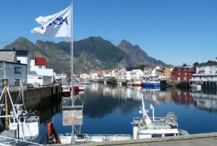 Maravillas de Noruega en grupo