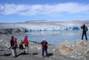 Maravillas de Groenlandia desde Reykjavik