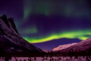 Noruega: taller fotográfico de Auroras Boreales en Lofoten
