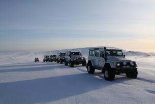 Islandia en 4x4. Glaciares y Landmannalaugar
