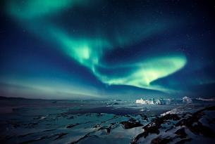Lo mejor de Groenlandia en invierno: de Ilulissat a Nuuk