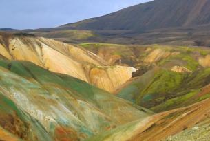 Trekking de Laugavegur y Sur de Islandia (8 días)