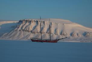 Svalbard: el trekking de los Glaciares