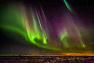 Aventura confort Fin de Año en Islandia, especial Auroras Boreales (6 días)