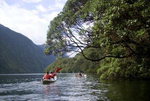 Nueva Zelanda. Multiaventura en el Pacífico Sur